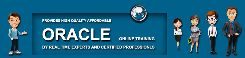 ORACLE 11g online training